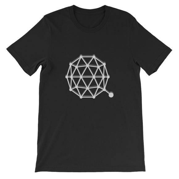 Qtum coin Short-Sleeve Unisex T-Shirt