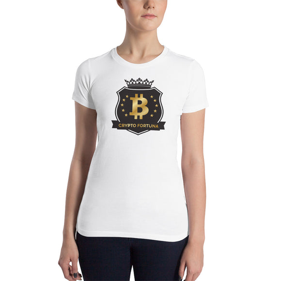 Crypto Fortuna Slim Fit T-Shirt