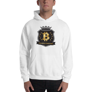 Crypto Fortuna Hooded Sweatshirt