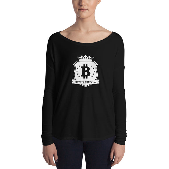 Crypto Fortuna Long Sleeve Tee