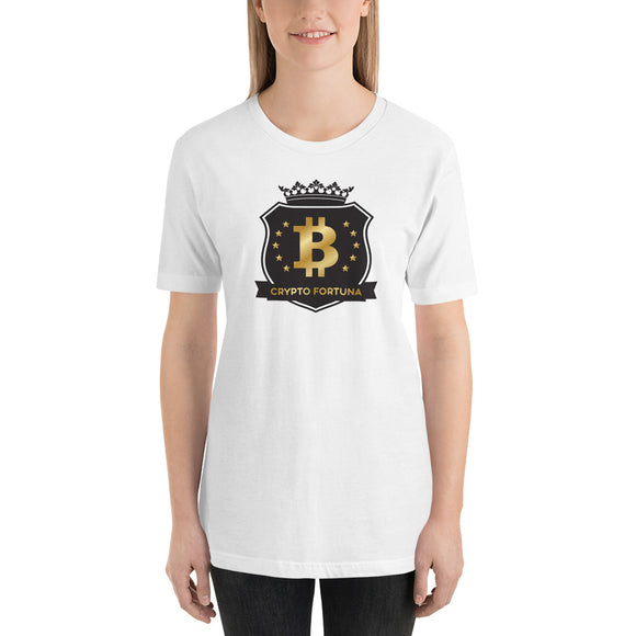 Crypto Fortuna Short-Sleeve T-Shirt