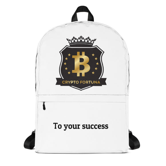 Crypto Fortuna Backpack