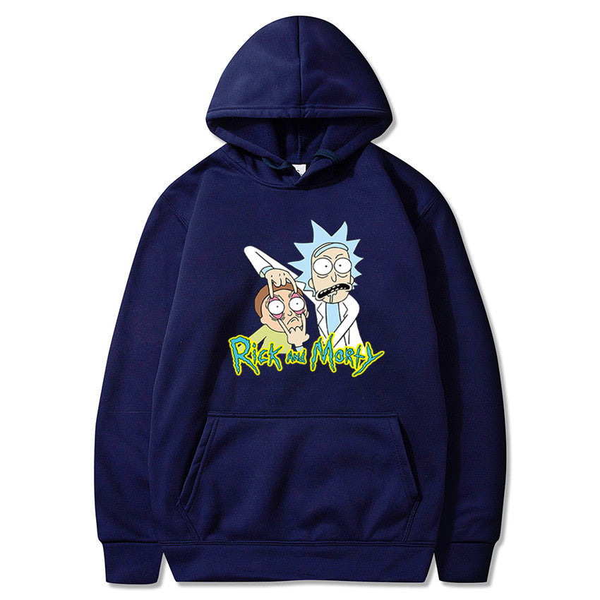 Rick and Morty 3D Printed Hoodie - 7 Bess