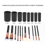 7 BESS™ Belle Beauty Makeup Brush Cleaner - 7 Bess