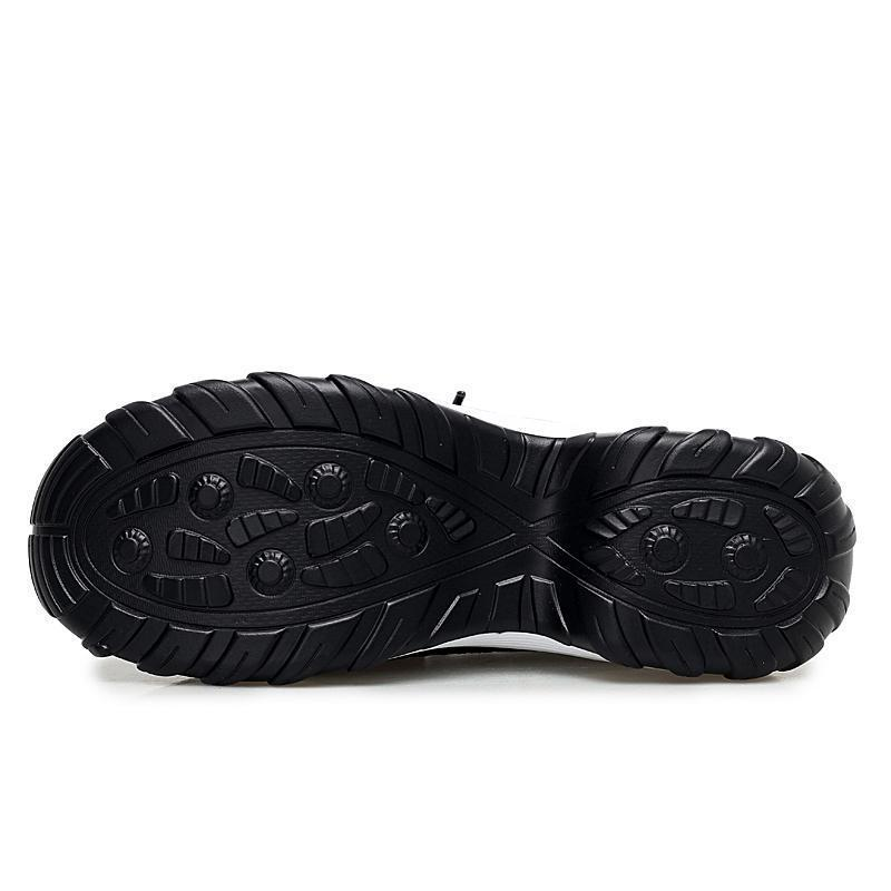 Women's Flying Woven Non-slip Breathable Comfortable Shoes - 7 Bess