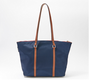 Wayfarer Nylon Tote with Accessories - 7 Bess