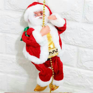 (Today 45% Off & Buy 2 Free Shipping) Climbing Santa Claus - only 17.99 - 7 Bess