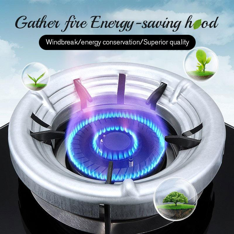Gather Fire Energy-Saving Hood - 7 Bess