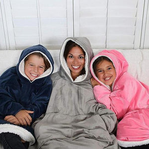 Hot Sale!!!-Oversized Warming Hoodie(Buy 2 Save 10% OFF+Free Shipping) - 7 Bess