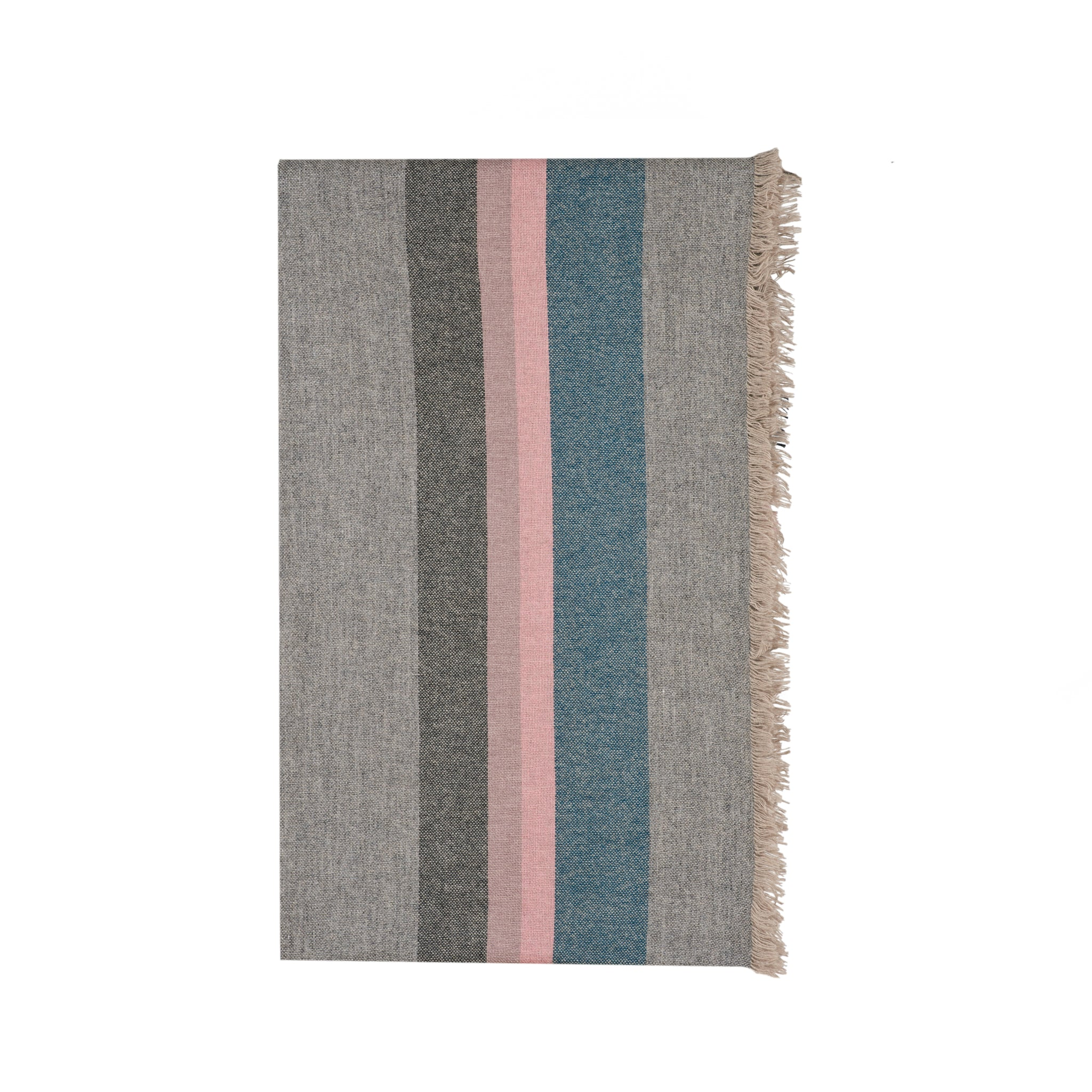 NUEVO! Bufanda larga Begg & Co Aalto Grey Blush