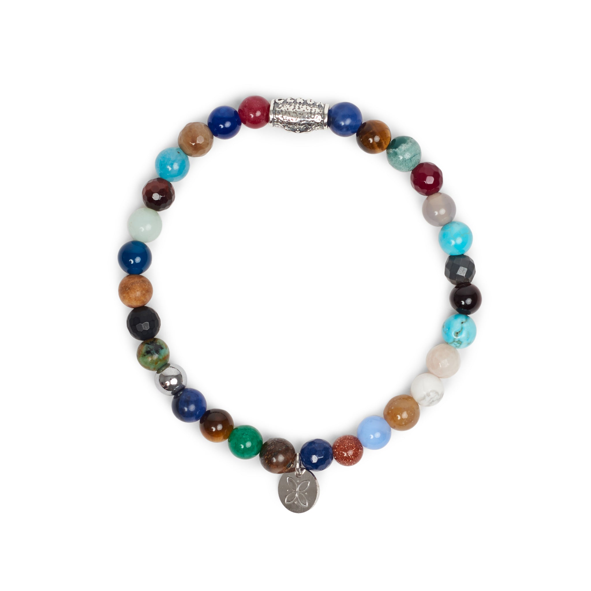Pulsera Rainbow by Gerba Jewels