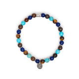Pulsera Rock Colored by Gerba Jewels