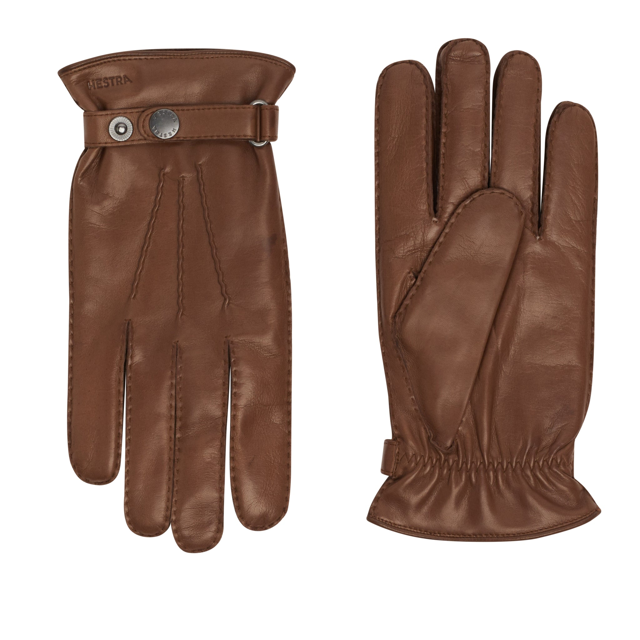 Guantes Jake Light Brown