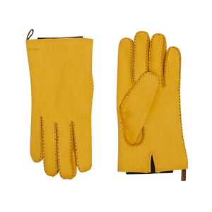 Guantes Tony Natural Yellow