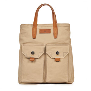 Bolsa Urban Hand Backpack Beige