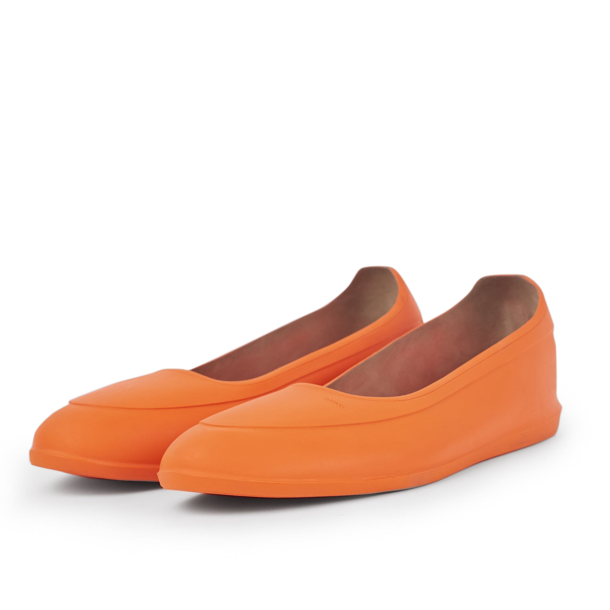 Cubrezapatos lluvia Naranja by Swims