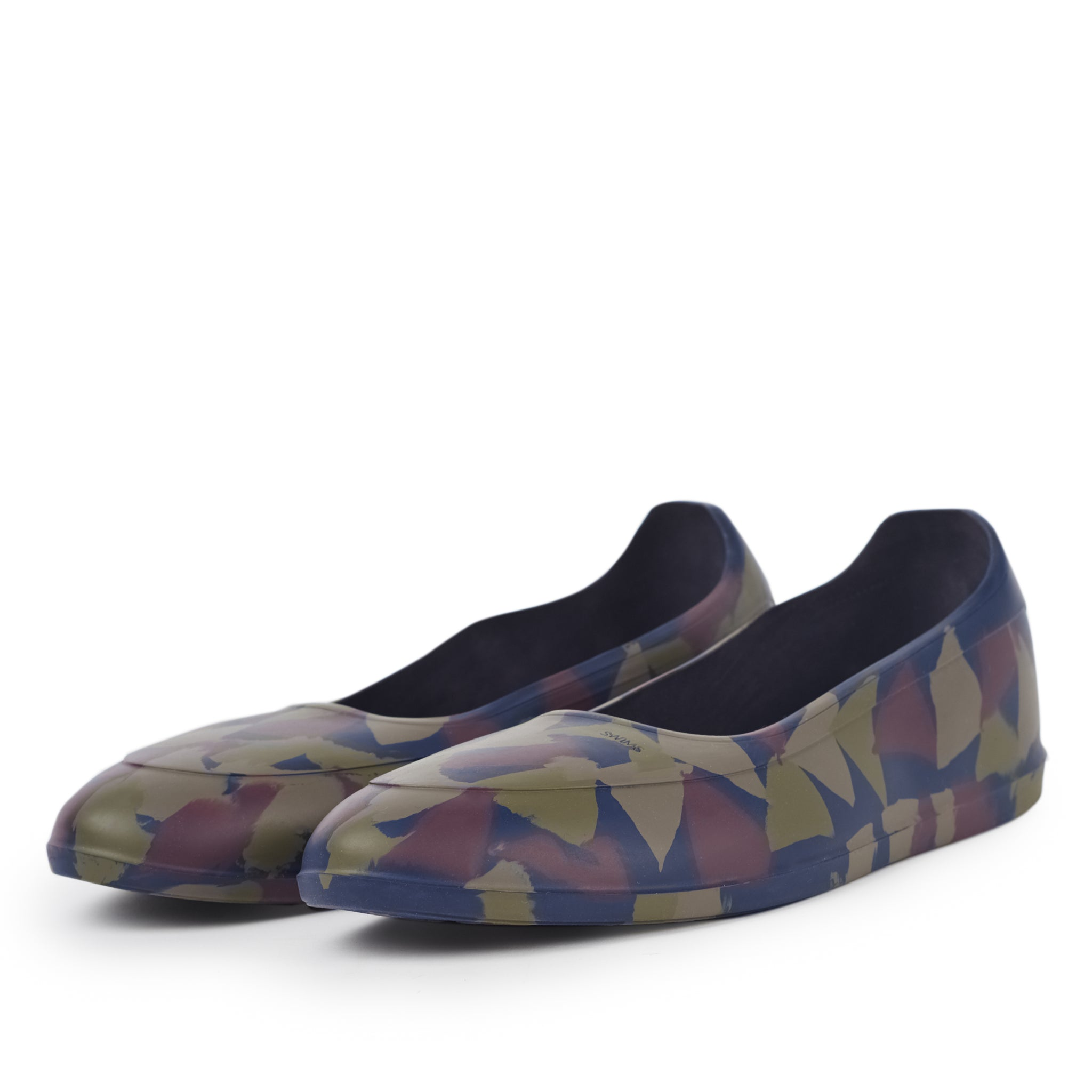 Cubrezapatos lluvia Camo Morado by Swims
