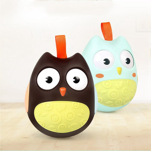Cute Owl Tumbler Toy