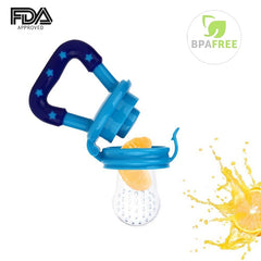 Fresh Fruit Feeder Silicone Pacifier