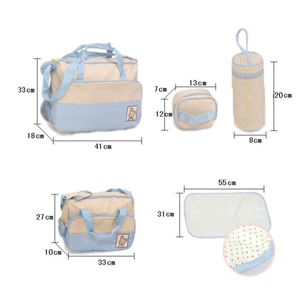 Baby Diaper Bag Suit