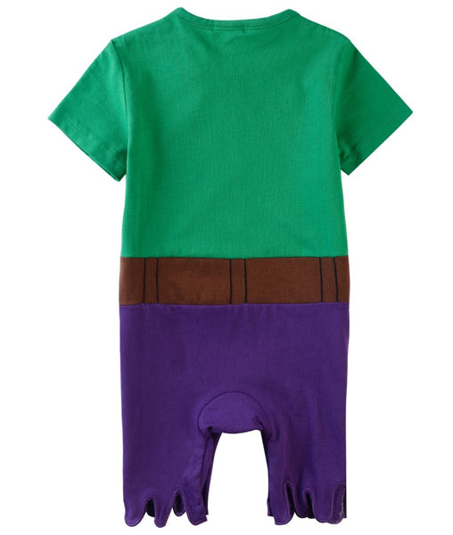 Superhero Jumpsuit Costume