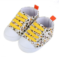Colorful Crib Sneakers