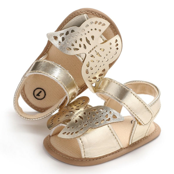 Fashion PU Butterfly Shoes