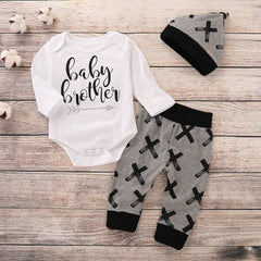 Fashion Baby Boy Outfit