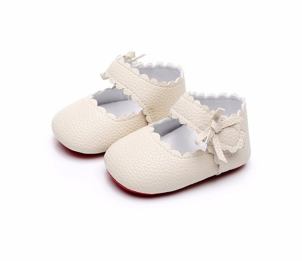 Bow Soft Soled Shoes