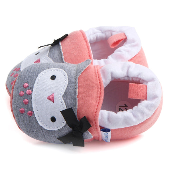 Non-Slip Crib Shoes