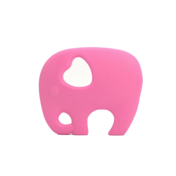 Elephant Silicone Baby Teether