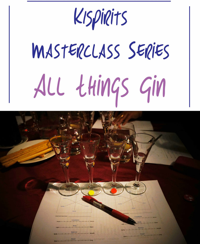 All Things Gin - Gin Masterclass
