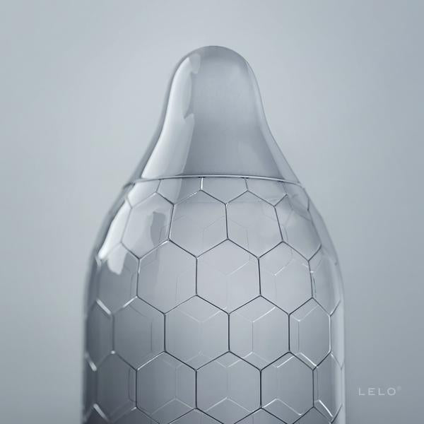 HEX Condoms Original - Kondomer i natur Latex