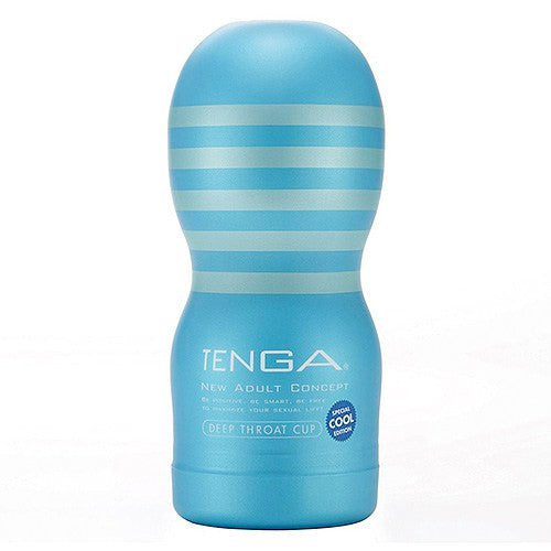 Tenga Deep Throat Cup Cool Edition - Mastubator