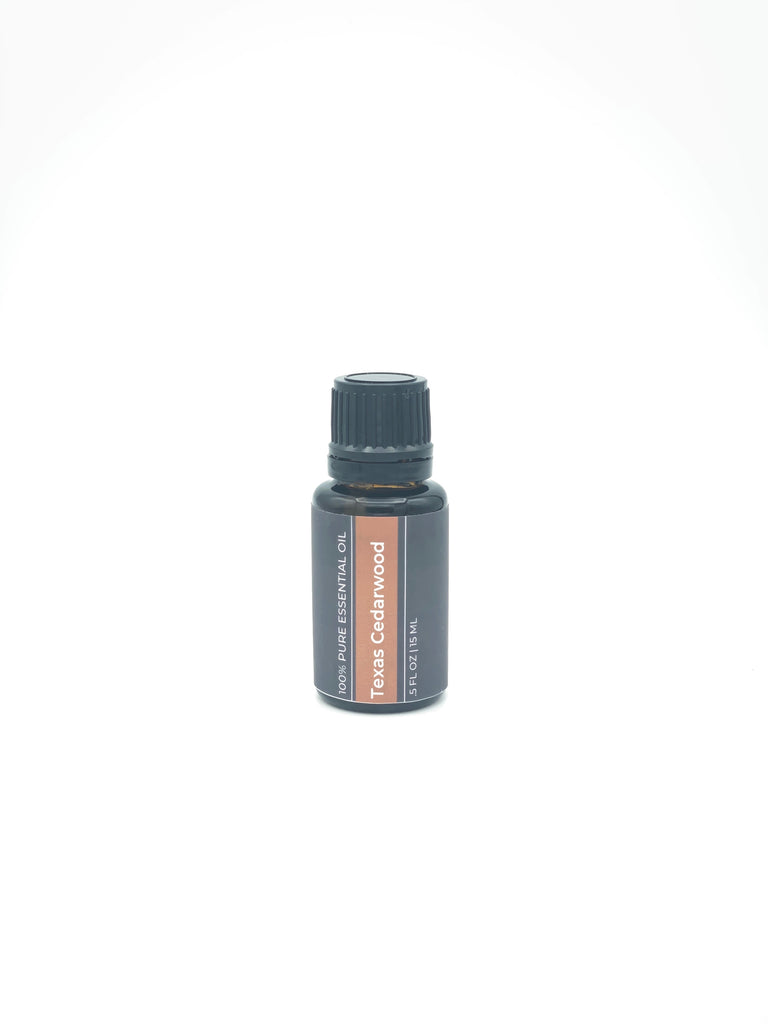 100% Pure Texas Cedarwood Essential Oil