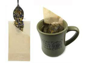 Tea - Unbleached Tea Bags