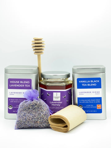 Tea Enthusiast Gift Set