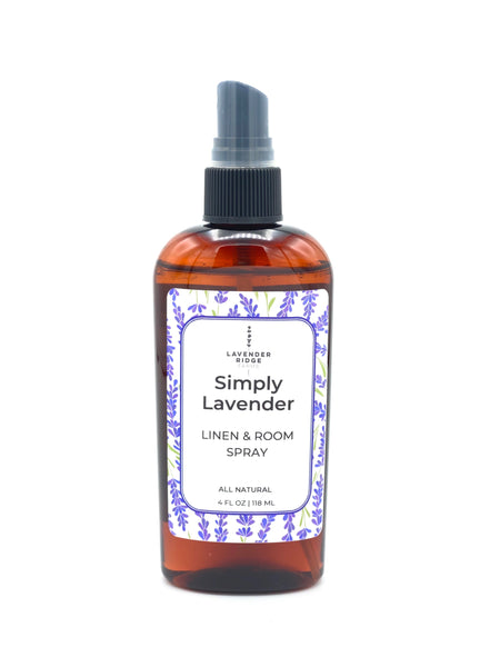 Linen & Room Spray - Lavender