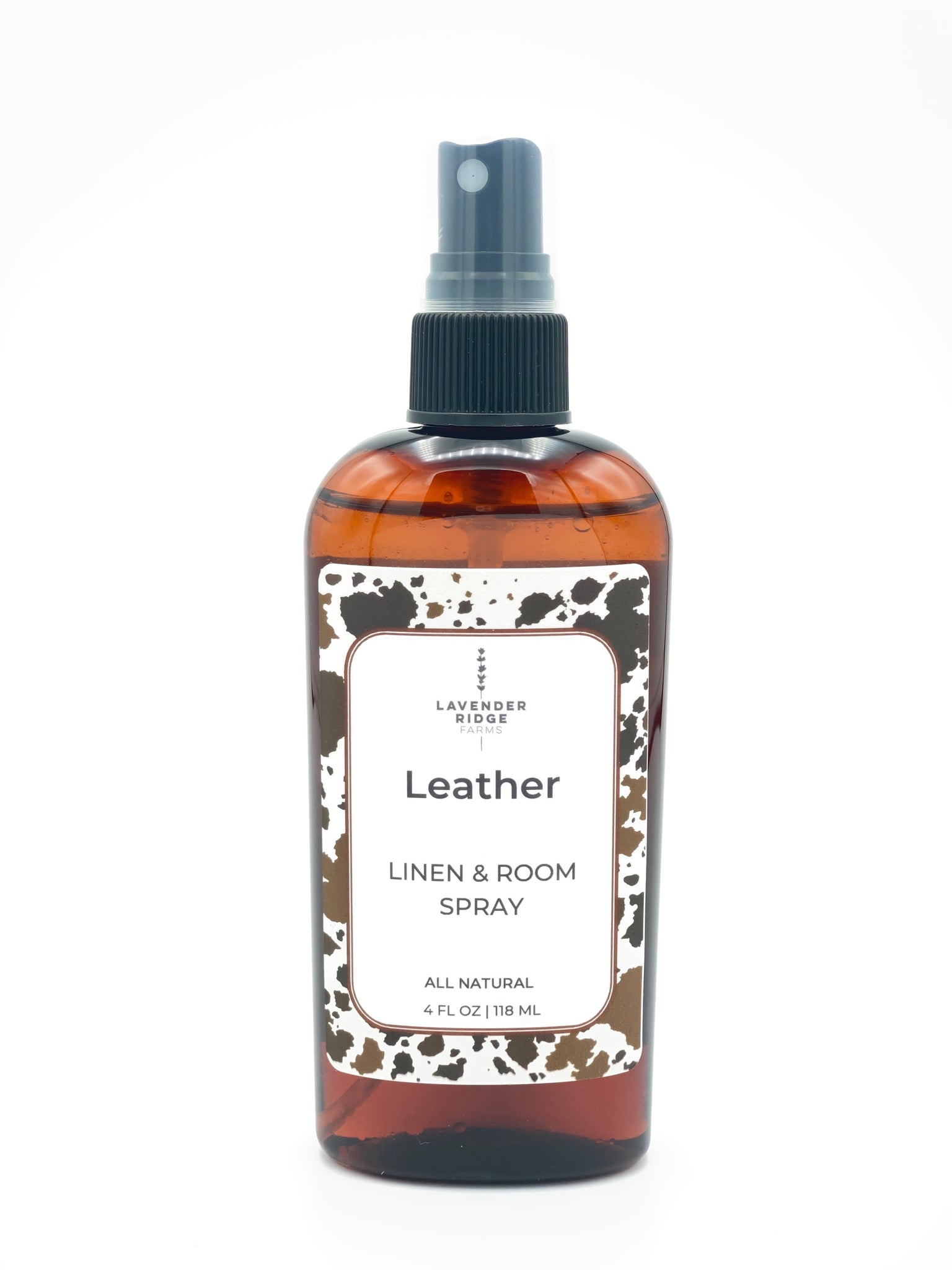 Linen & Room Spray - Leather