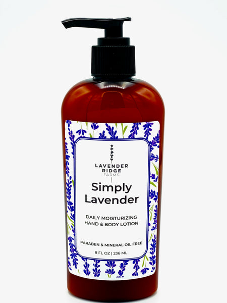 Lotion - Lavender Hand & Body