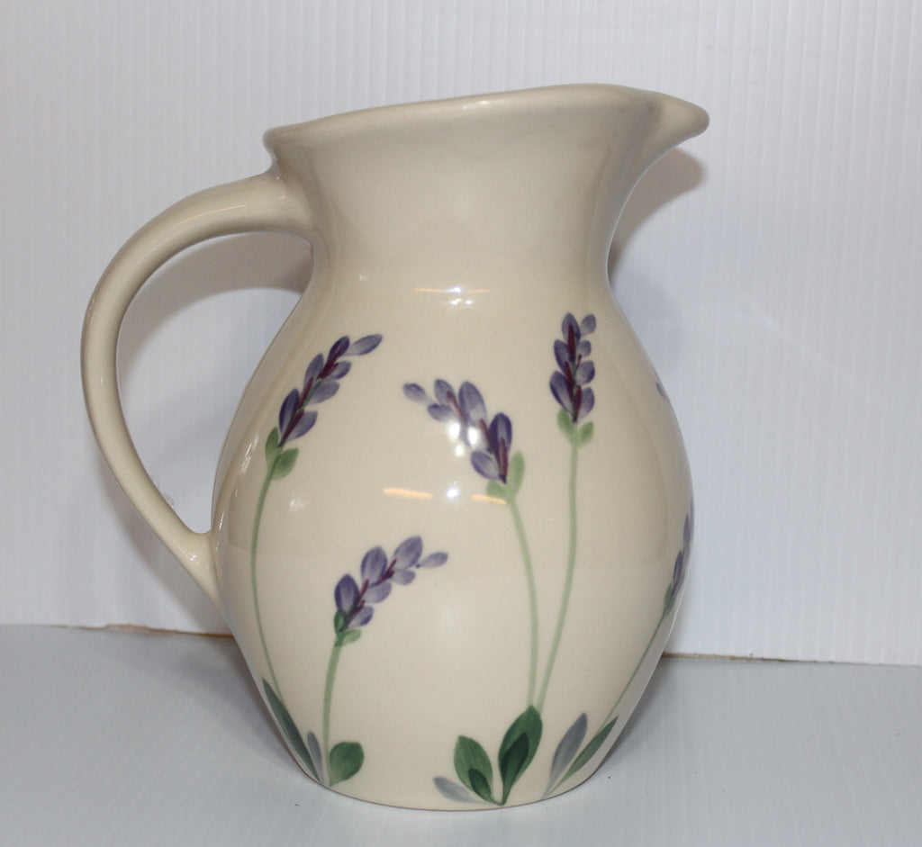Lavender Iced Tea Pitcher