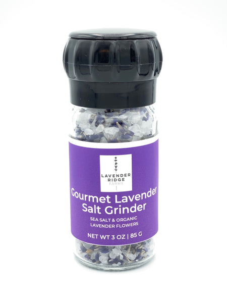 Culinary Gourmet Lavender Sea Salt