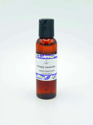 Hand Sanitizer Gel - Lavender