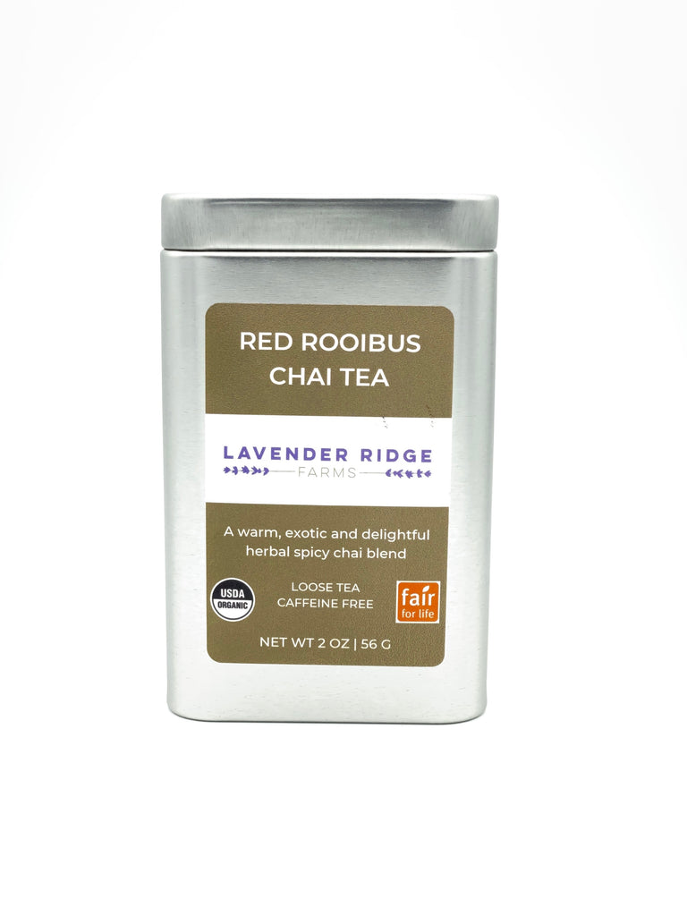 Tea - Red Rooibus Chai - Organic