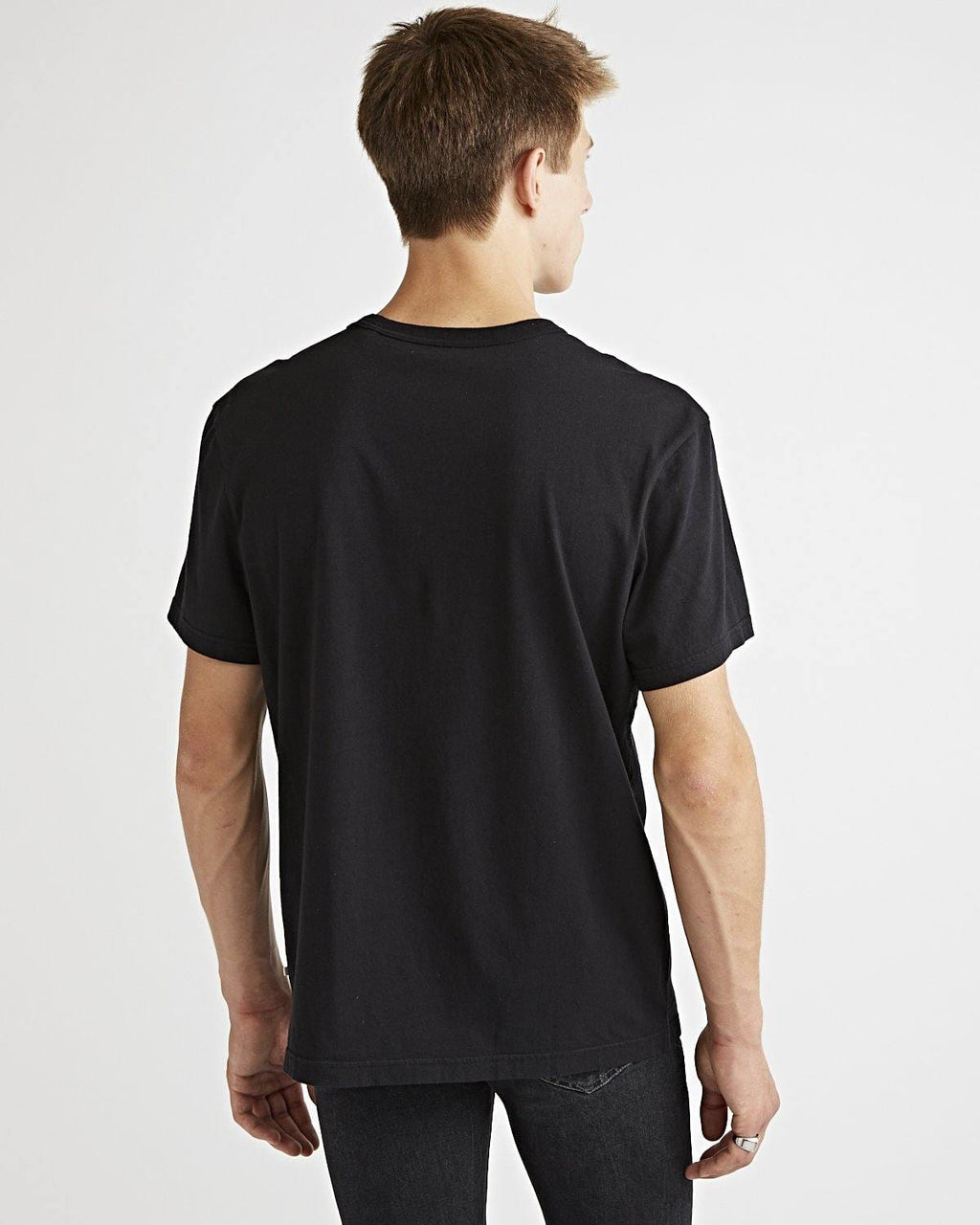Jim Tee Washed Black