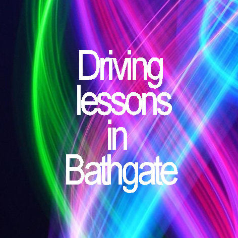 Bathgate Driving Lessons Manual