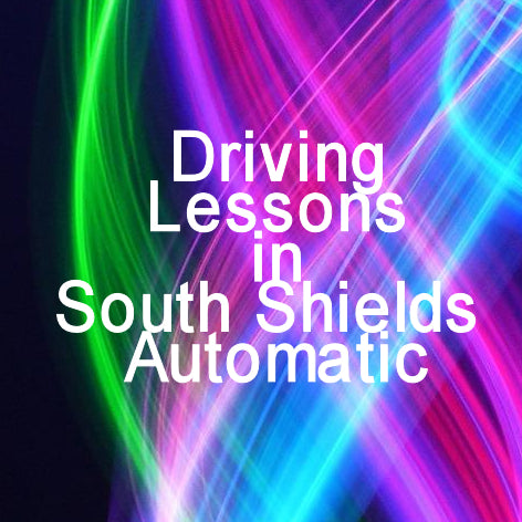 South Shields Driving Lessons Automatic