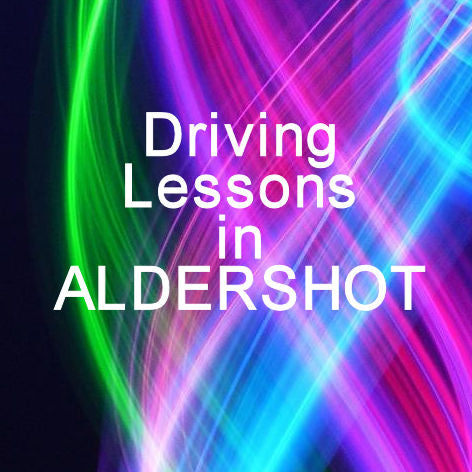 Aldershot Driving Lessons Automatic
