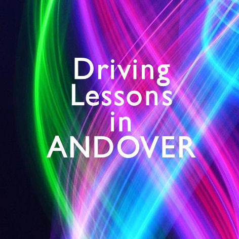 Andover Driving Lessons Manual
