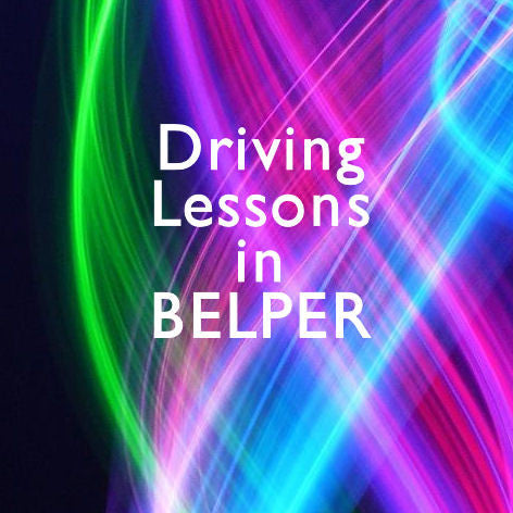 Belper Driving Lessons Manual